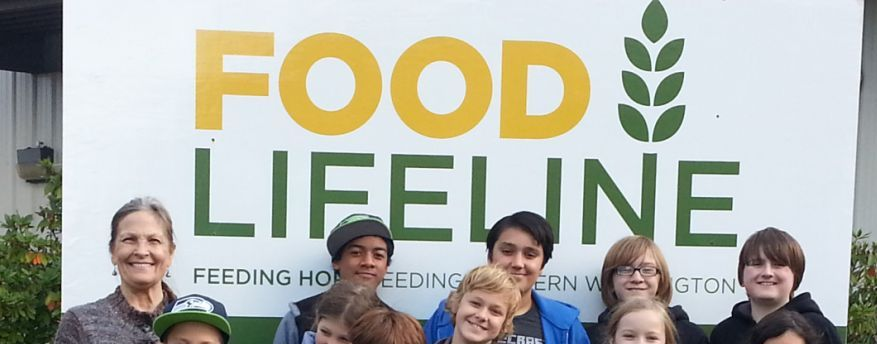food lifeline 2015 Middle School